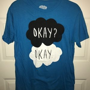 Tops - The fault in our stars shirt